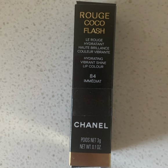 CHANEL Other - Chanel Rouge Coco Flash Immediat 84